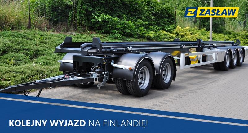 Kolejna dostawa naszych produktów do Finlandii